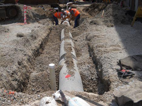 Phillips 66 Repair and Waterproof of Underground Tunnels