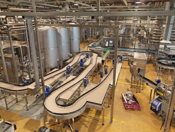 Bama Foods Dough Mixer Structure and Platform Rehabilitation