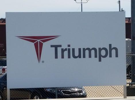 Triumph Aerostructures G650 Rearrangement