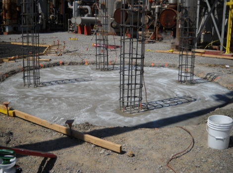 CPKelco Fermenter Steel Replacement