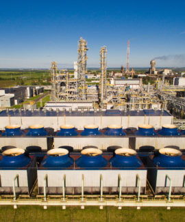 Pryor Chemical Company Fertilizer and CO2 Plant Reactivation