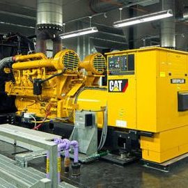 Data Center Generator and Electrical Gear Setting (OESCO)