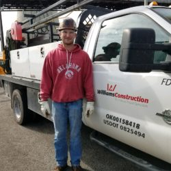 Cody Todd Promoted to Ironworker Foreman