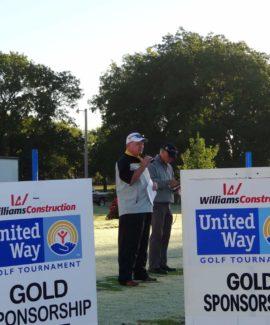 Annual Gold Tournament Raises $19,000
