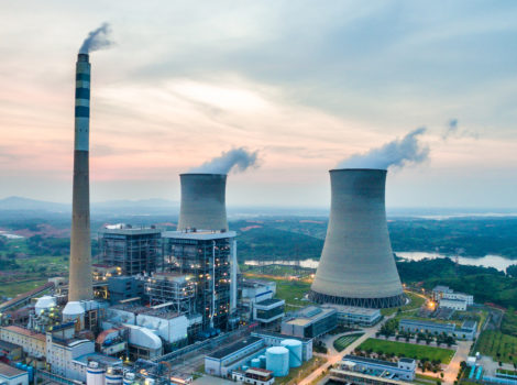 Arkansas Power Plant Stacker Reclaimer Maintenance